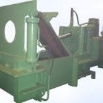 copper baling press