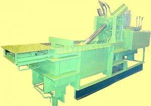 hydraulic drum crusher baling press