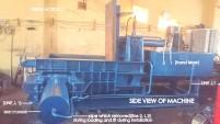 hydrolic pressure machine