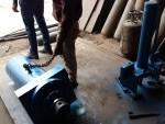 hydraulic machine cylinder