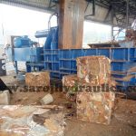 jumbo iron baling press