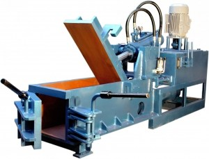 double action iron pressing machine
